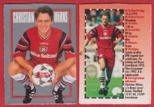 Bayer Leverkusen Christian Worns Germany 1
